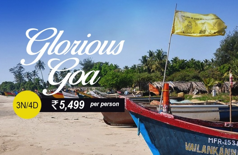 Family Holiday Packages in Goa, Goa Family Tour Packages, republicholidays.in