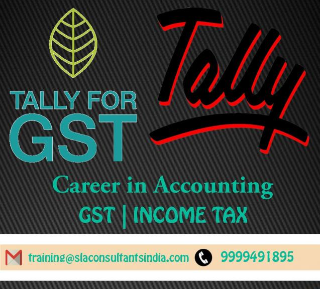 Best Tally Training Course Institute in Gurgaon- SLA Consultants Gurgaon