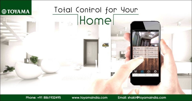 Home Automation in Mumbai, Call Mr Shakir: +91 8861932495
