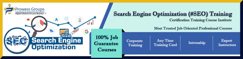 With our Search Engine Optimization Course, grow your career in Digital Marketing