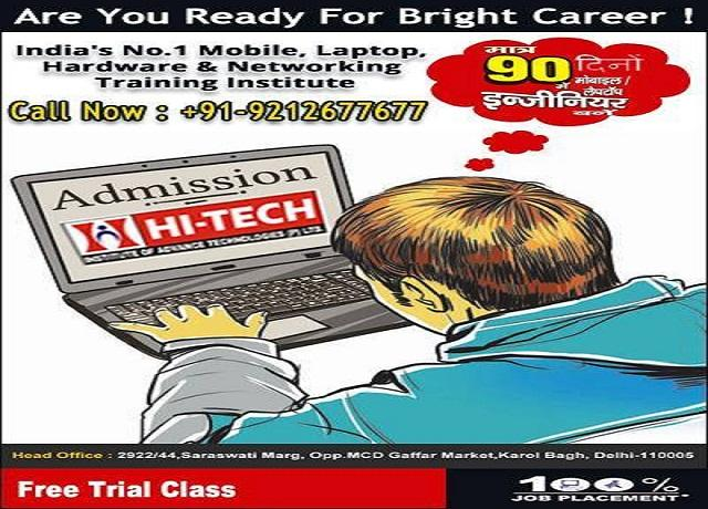 Learn advanced Laptop Repairing Course
