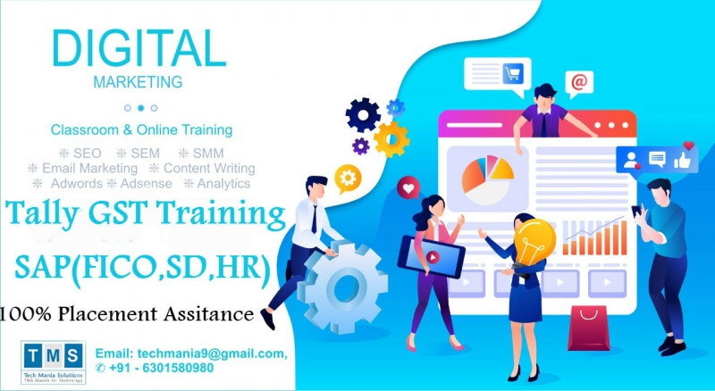 Digital Marketing Training In Dilsukhnagar.☎+91-7569649640