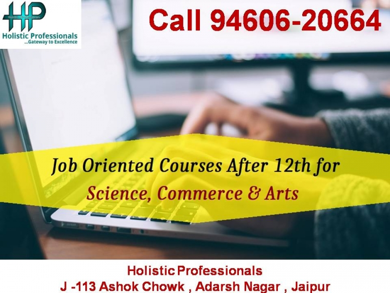 Job Oriented Courses at Jaipur