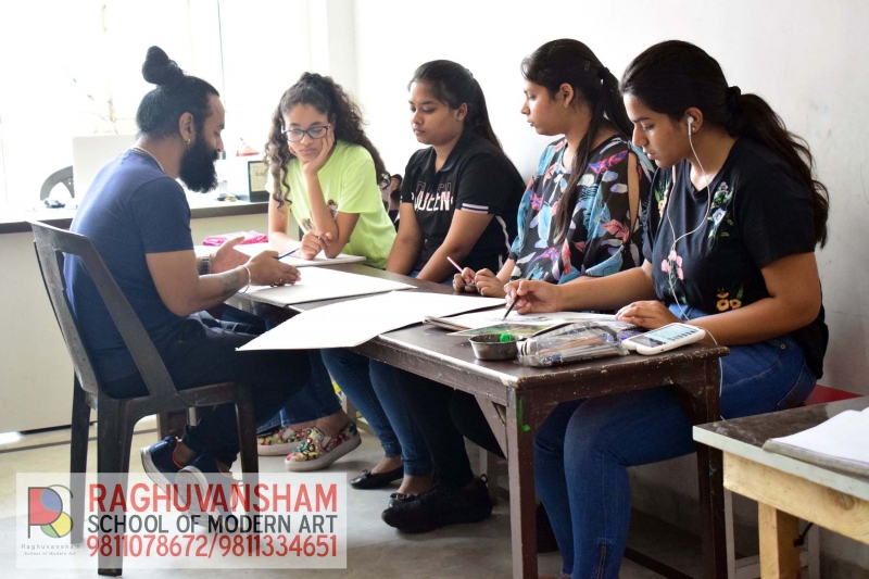 art & craft diploma courses in delhi