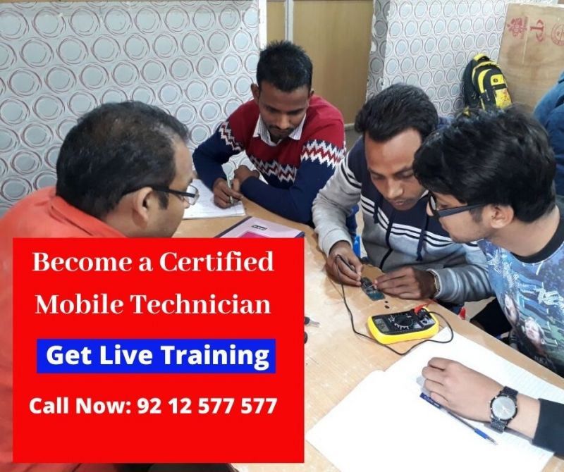 Mobile Repairing Training Institute Noida Sector 16