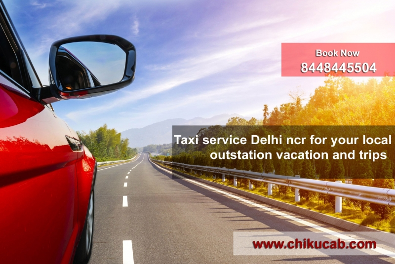 Get a Joyful Drive with Best Cab Service in Delhi