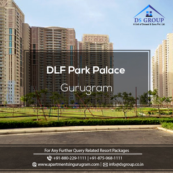 Rental Apartments in DLF Park Place | Service Apartments on Golf Course Road, Gurgaon
