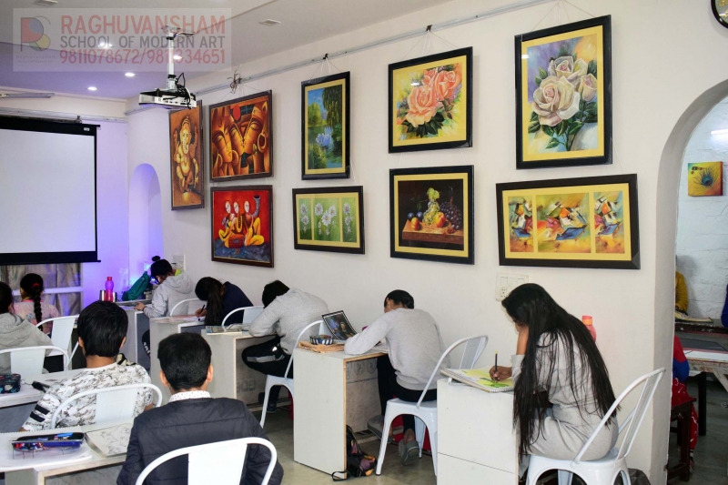 art & craft teacher training course in west delhi