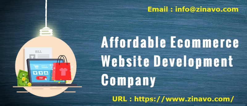 Affordable Ecommerce Website Design and Development Company