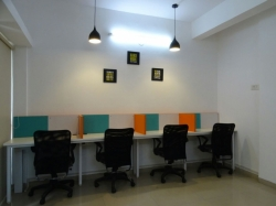 shared office space in pune