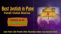 Best Jyotish in Pune for peace and Satisfaction is best