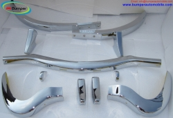 Mercedes 300SL bumper (1957-1963) stainless steel