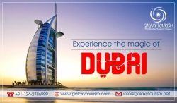 Book DMC of Dubai B2B tour packages from India at amazing price