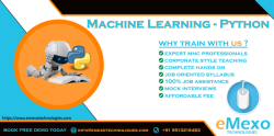 Best Machine Learning Training Institute in Electronic City - eMexo Technologies