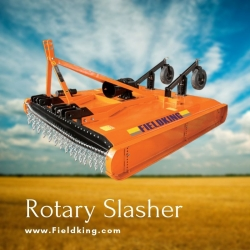 Rotary Slasher | Agriculture Machine By Fieldking