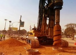 Industrial Piling Work in Gandhinagar