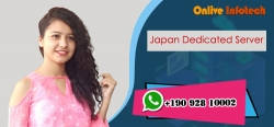 Japan Dedicated Server Hosting - Onlive Server