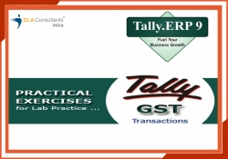 Boost Your Career in Accounting with Best Tally ERP 9 Training at SLA Consultants Noida