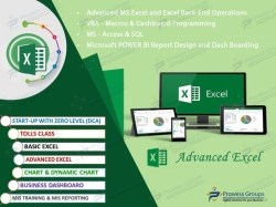 Advanced Excel VBA macros Training Course in Noida, Uttar Pradesh