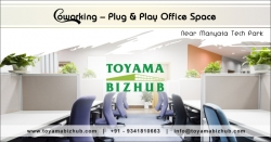 Coworking Office Space near Manyata Tech Park