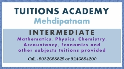 Intermediate tuition's