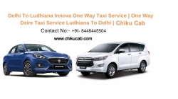 Book the most safe & reliable Ludhiana cabs for Local or Outstation rides at affordable fares.
