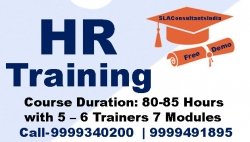 Join Best HR Training Course in Delhi at SLA Consultants India