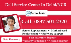 Dell Service center in Delhi- Call 0837 501 2320