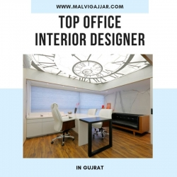 Top office interior designer in Gujarat