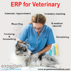 ERP for veterinary-More affordable-More convenient. Equipped with latest technologies.