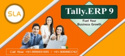 Join Best Tally Training Course in Delhi at SLA Consultants India