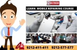 High professional mobile repairing course