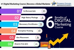 Secure better job opportunities for Digital Marketing Live Project Training Noida-ProwessGroups