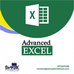Microsoft Excel Advanced Course