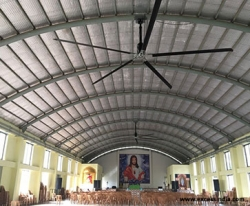 Industrial HVLS Fans Suppliers in Coimbatore - Excess India