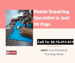 Hi Tech Best Mobile Repairing Course Agra UP