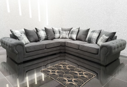 Leather and Fabric Office Sofa Set | No.1 Sofa set manufacturer in Jaipur, Suman Furniture
