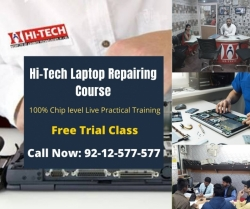 Hitech Laptop Repairing Training Institute Defence Colony