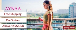 Exquisite Collection of Luxury Indian ethnic wear for Women and Men | AynaaWorld