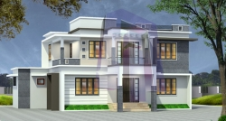 Kerala Style House Plans, Call: +91 7975587298, www.houseplandesign.in