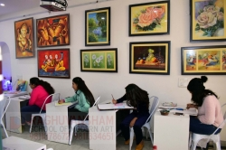art & craft diploma courses at raghuvansham school of modern art