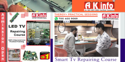 LED TV Repairing Course in South Delhi