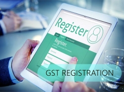 What is the threshold limit for online GST registration process