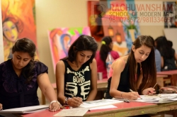 art & craft teacher training course at raghuvansham school of modern art