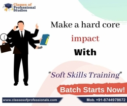 Soft Skill Training in Delhi - +91-8744978672