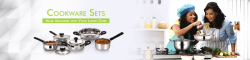 Stainless Steel Cookware, Collections of Cookware Sets Online