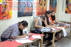art & craft certificate course in west delhi