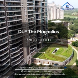 4 BHK Apartments for Rent in DLF The Magnolias, Gurgaon | Luxury Service Apartments