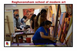 art & craft certificate course in punjabi bagh