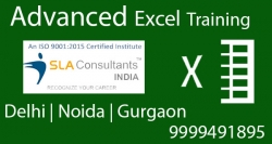 Join The Best Advanced Excel Classes Training Provider Institute in Noida at SLA Consultants Noida